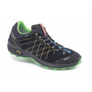 Scarpa Cross Nero-Verde